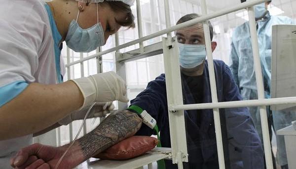 Освобождение от наказания в связи с болезнью