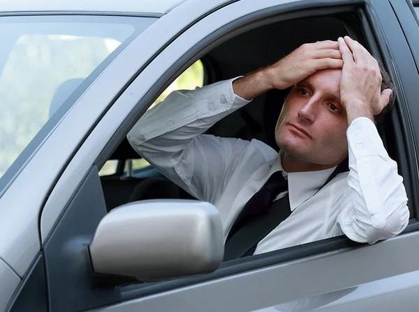 Что делать, если потерял водительские права?
