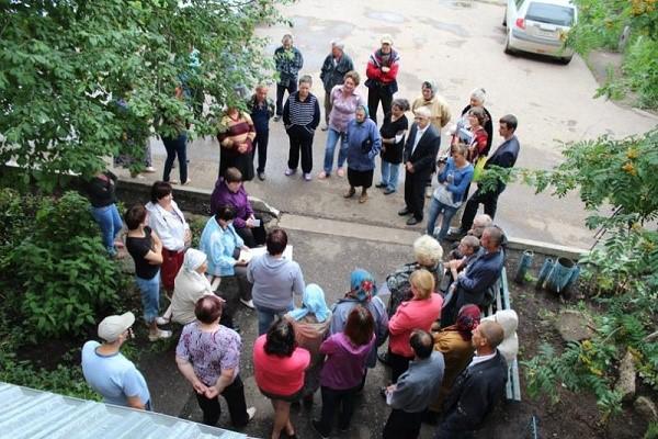 Проведение собрания собственников многоквартирного дома