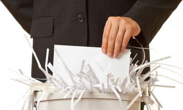 Ликвидация юридического лица осуществляется по итогам рапорта конкурсного управляющего