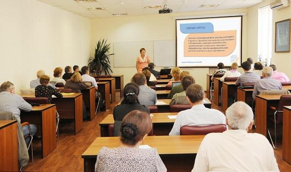 Разработка общих правил и проектов для улучшений условий ОТ координируется с профсоюзными организациями РФ