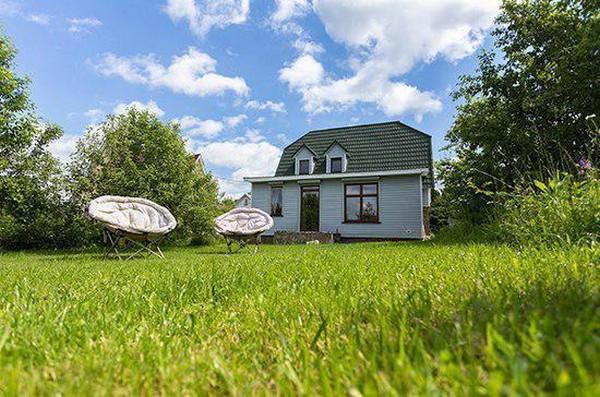 Самое главное – чтобы условия проживания были подходящими для пребывания в таком помещении круглый год