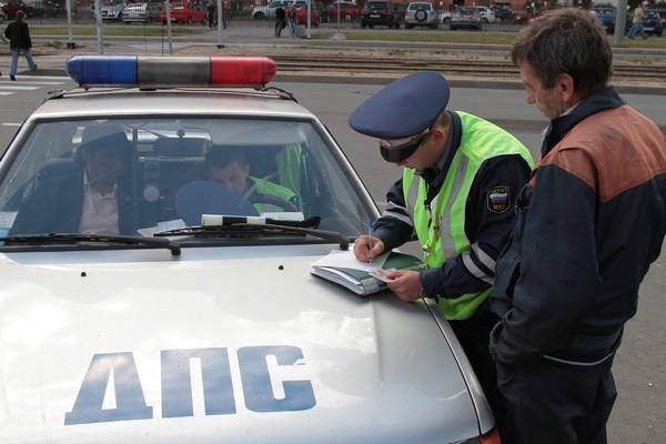 Если водитель нарушает сразу несколько ПДД, наказание будет более строгое