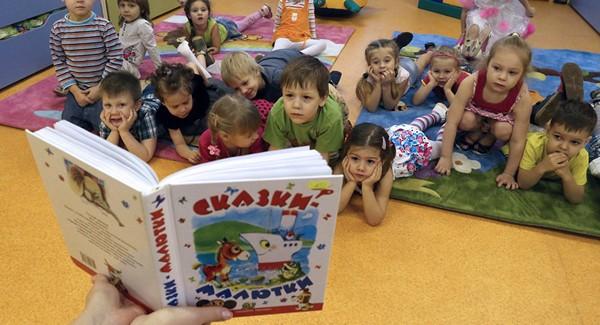 В данный момент проблема недостатка мест в детских садах решается Правительством РФ