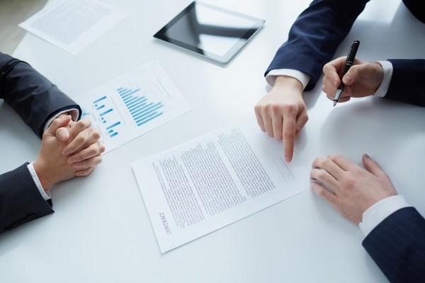 Расписку может выдавать и организация, которая принимает документы от человека