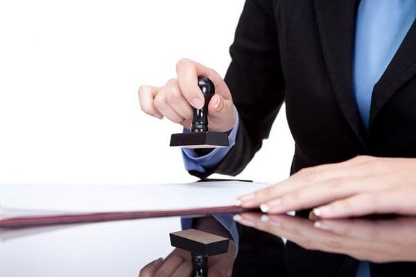 Процедура регистрации на даче не отличается от общепринятой