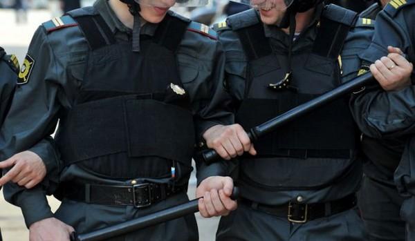 Полицейские могут воспользоваться специальными средствами в особых случаях