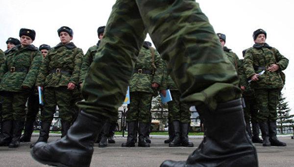 В 2019 г. продолжается воинская реформа