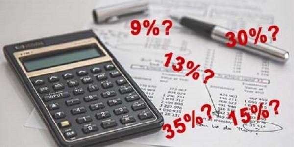 Мы привыкли к тому, что подоходный налог составляет 13% от нашей заработной платы, однако, в некоторых ситуациях величина данного сбора может меняться