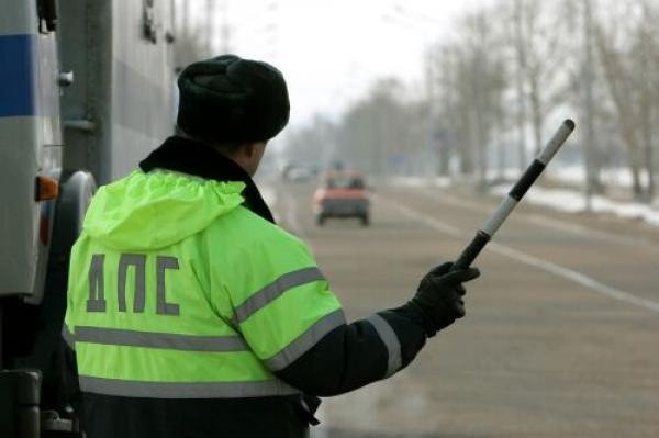 Сотрудники ГИБДД имеют право выписать штраф
