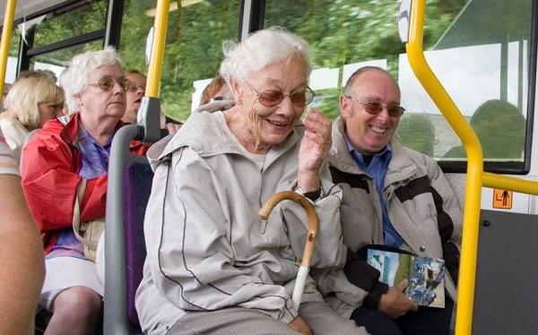 Прочие регионы страны также разработали специальные послабления для пенсионеров в области транспортного сообщения
