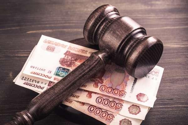Если пункты договора не были выполнены, положено взыскание штрафов