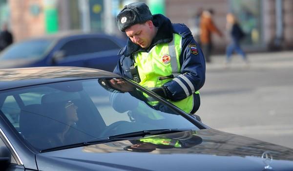 У водителя могут быть изъяты права на вождение транспорта