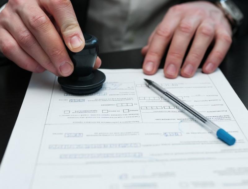 Акт приема-передачи позволяет осуществить передачу печати законно и безопасно
