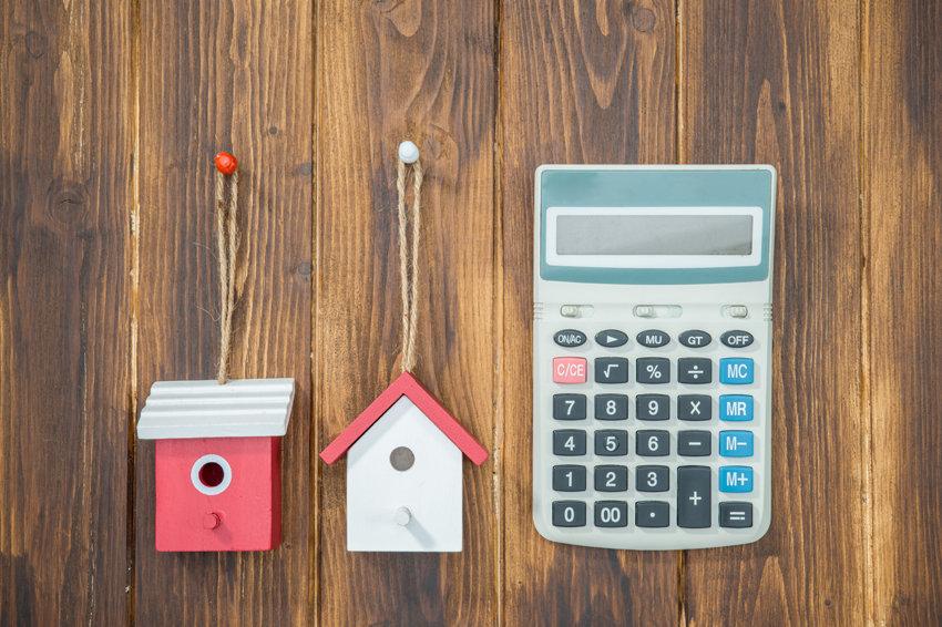 Как начисляется налог на квартиру