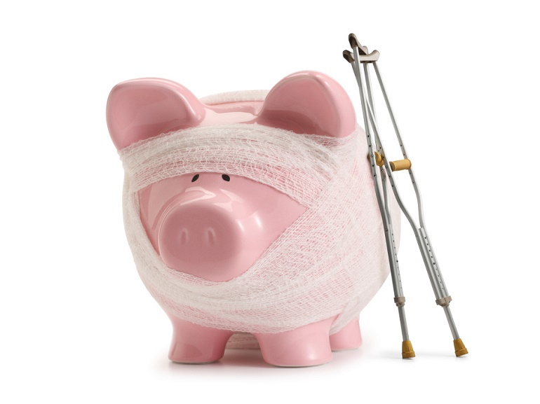 На первых этапах происходит подсчет имущества должника и его оценка