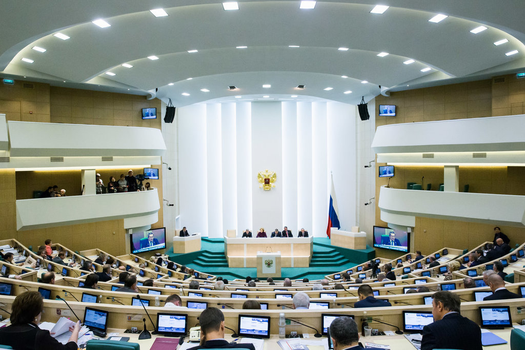 Назначением выборов Президента в России занимается Совет Федерации