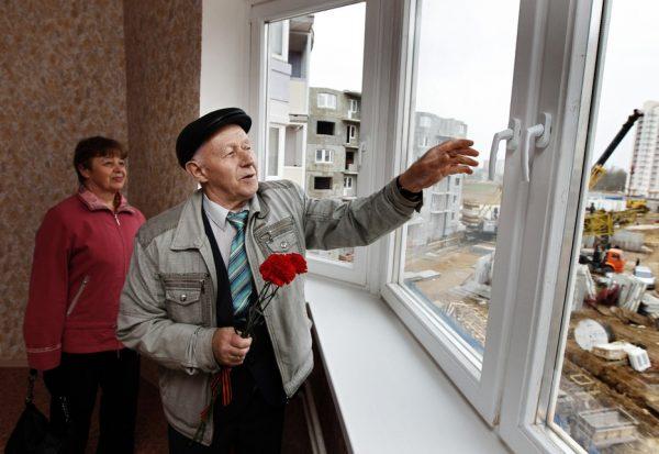 Пенсионеру выдают квартиру от государства