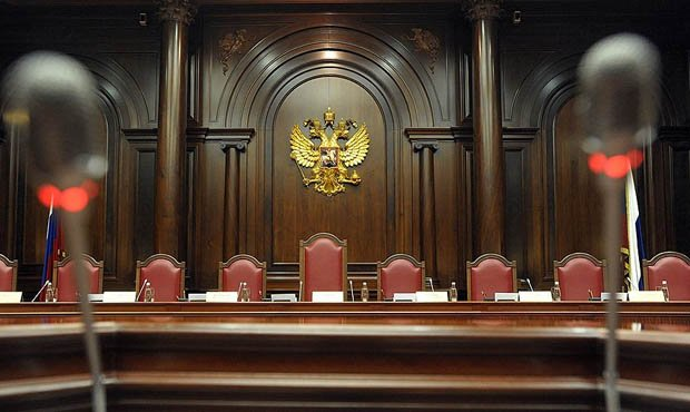 Суды высших звеньев осуществляют контроль над решениями судов низших звеньев