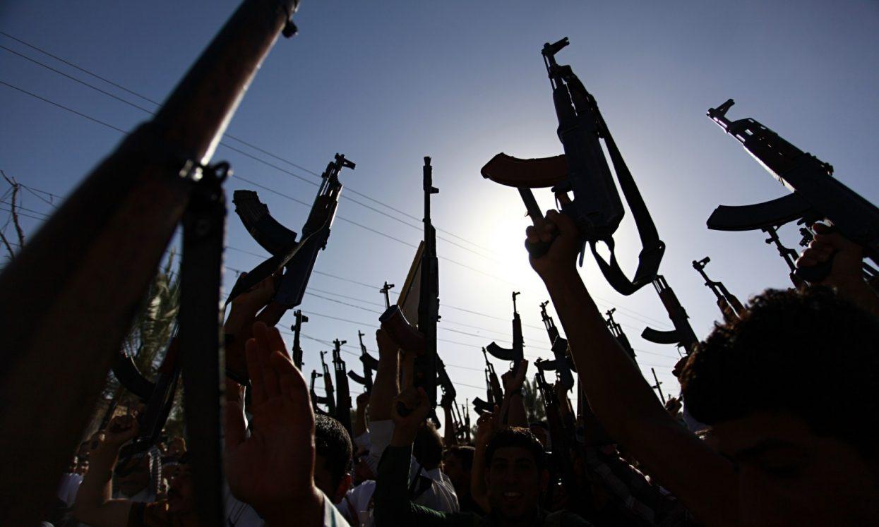 Терроризм не предполагает права на срок давности