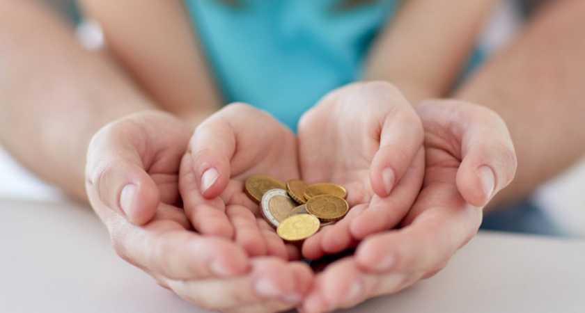 В зависимости от финансового положения плательщика выделяют три типа взыскания алиментов