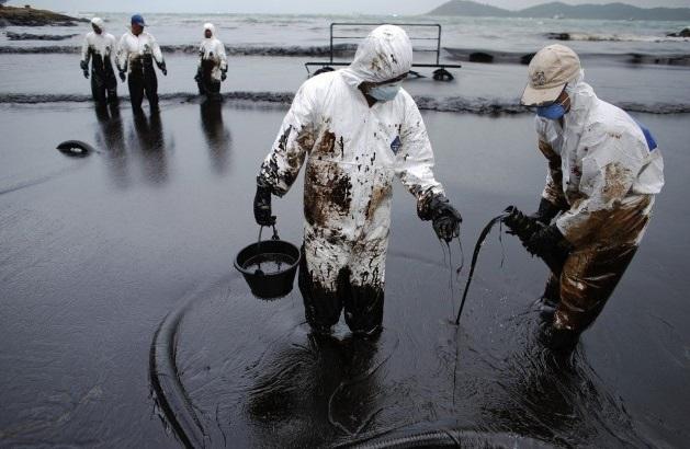 Загрязнение нефтепродуктами может привести к долгоиграющим негативным последствиям
