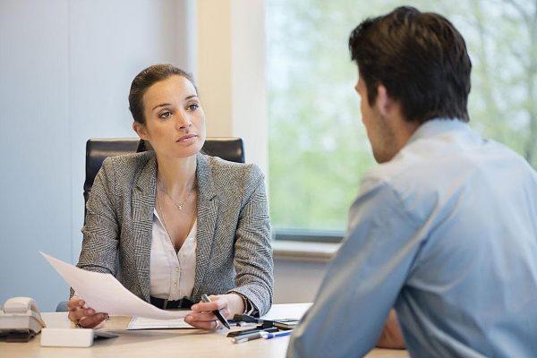 Прохождение собеседования с психологом