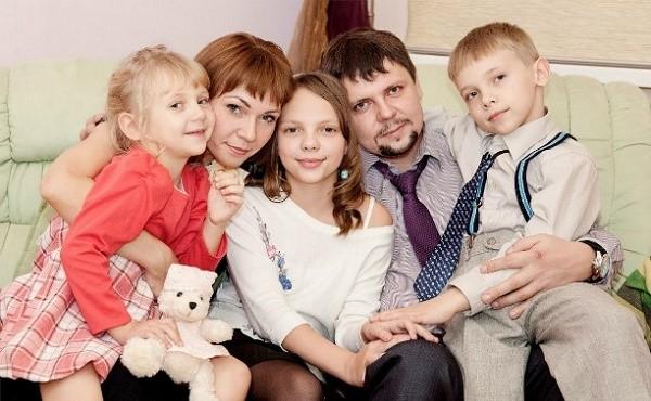 Многодетная семья: сколько детей?