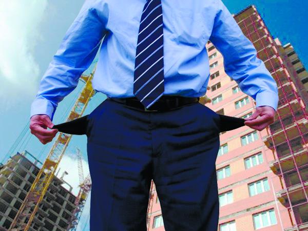 Банкротство застройщика при долевом строительстве: что делать?