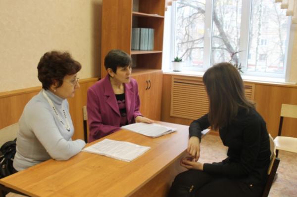 Предоставление необходимых документов сотрудникам отдела опеки