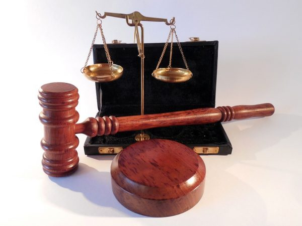 Передача дела сотрудникам судебной канцелярии